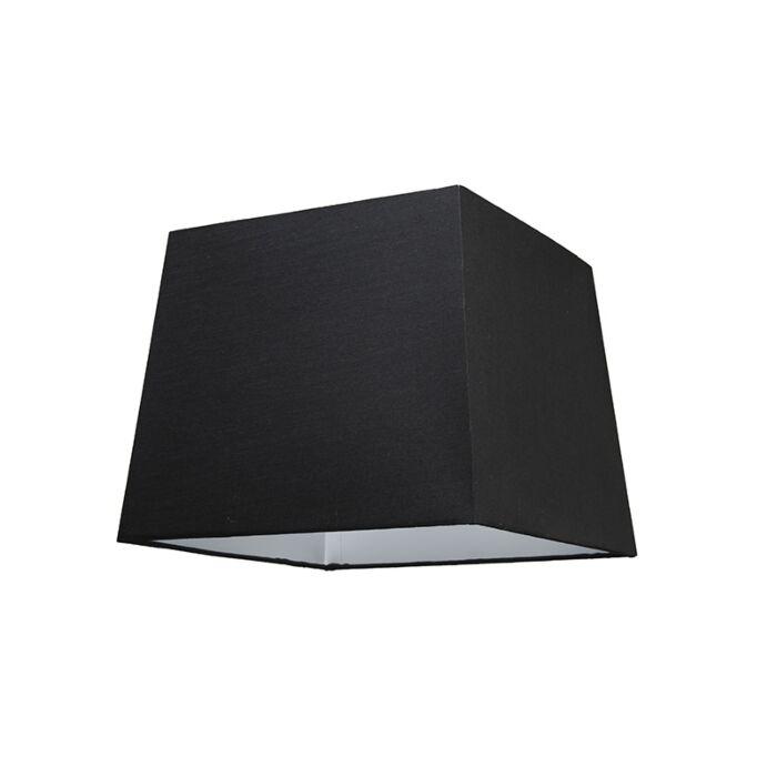 Pantalla-para-lámpara-colgante-30cm-piramidal-SU-E27-negro