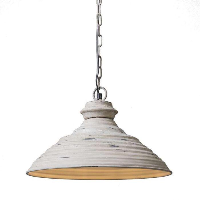 Lámpara-colgante-IRON-I-gris-envejecido