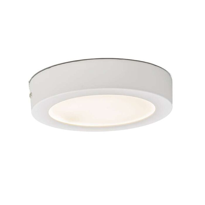 Plafón-PLATE-12W-LED-redondo-blanco