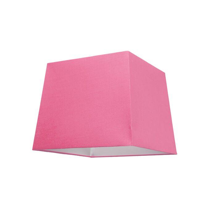 Pantalla-para-lámpara-colgante-30cm-piramidal-SU-E27-rosa