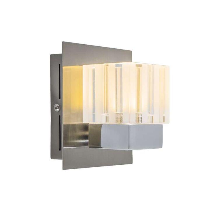 Aplique-de-pared-Dice-1-LED-cromo