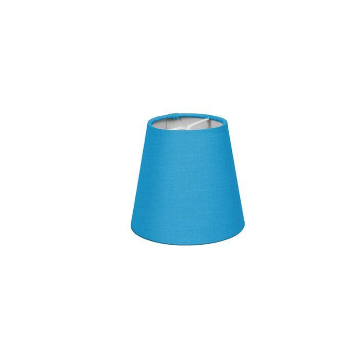 Pantalla-de-gancho-12cm-cónica-SC-azul-claro