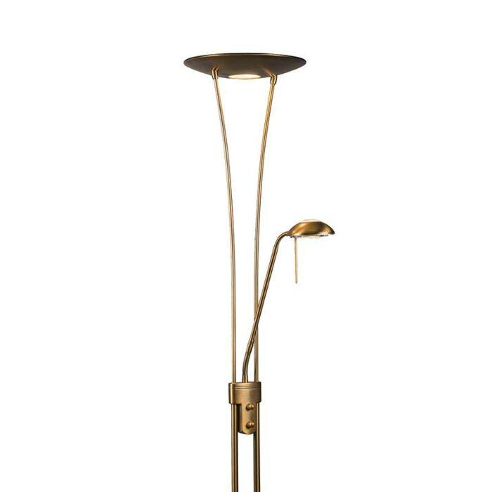 Uplighter-DIVA-Delux-bronce