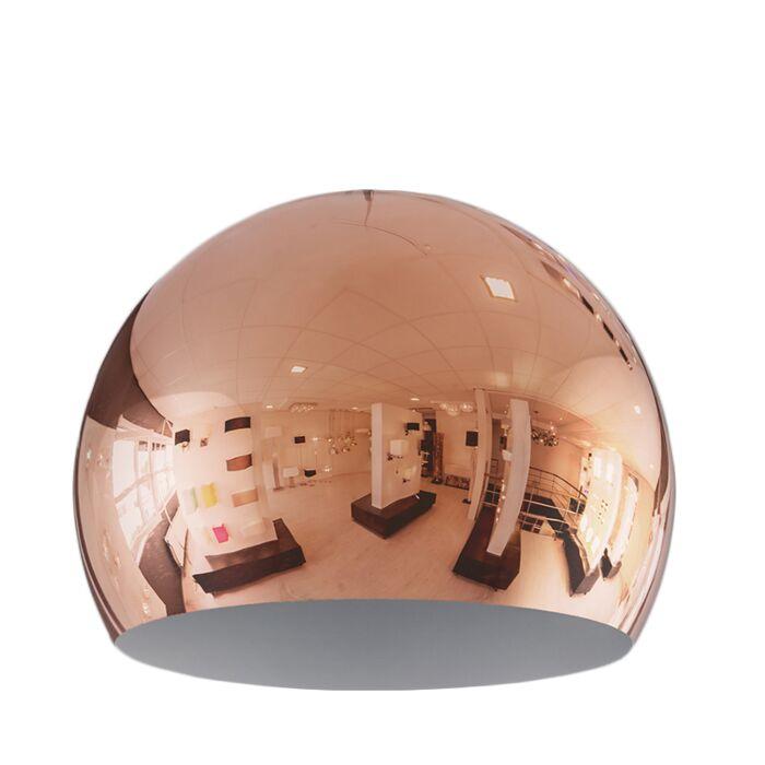 Pantalla-GLOBE-28cm-cobre