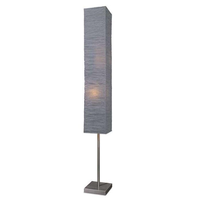 Lámpara-de-pie-PANATELLA-gris