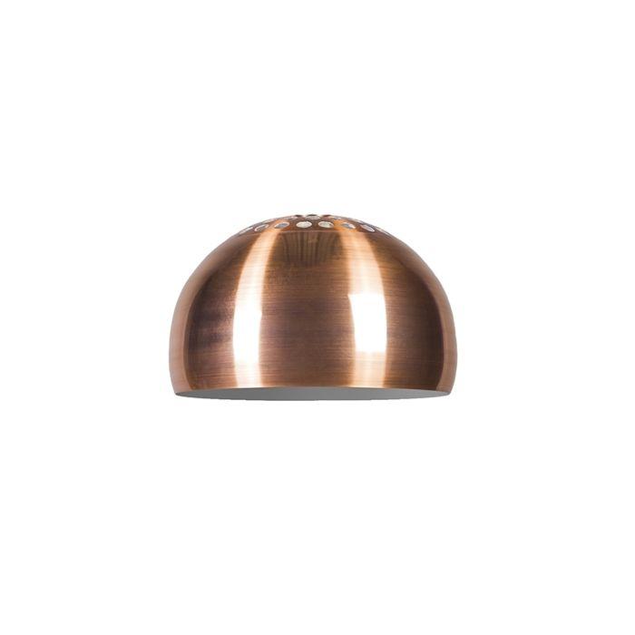Pantalla-GLOBE-33cm-cobre-mate
