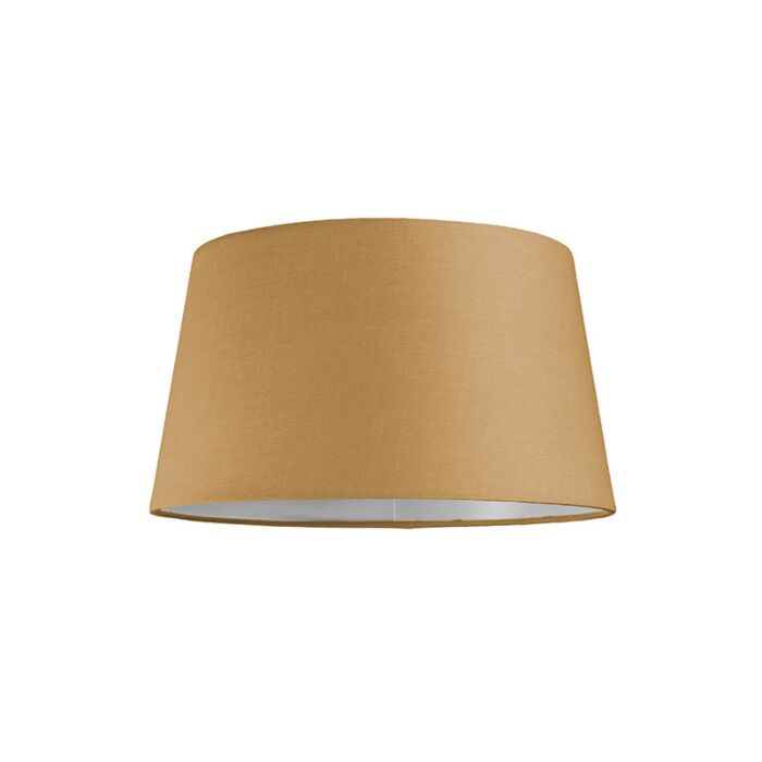 Pantalla-para-lámpara-colgante-30cm-cónica-SU-E27-beige