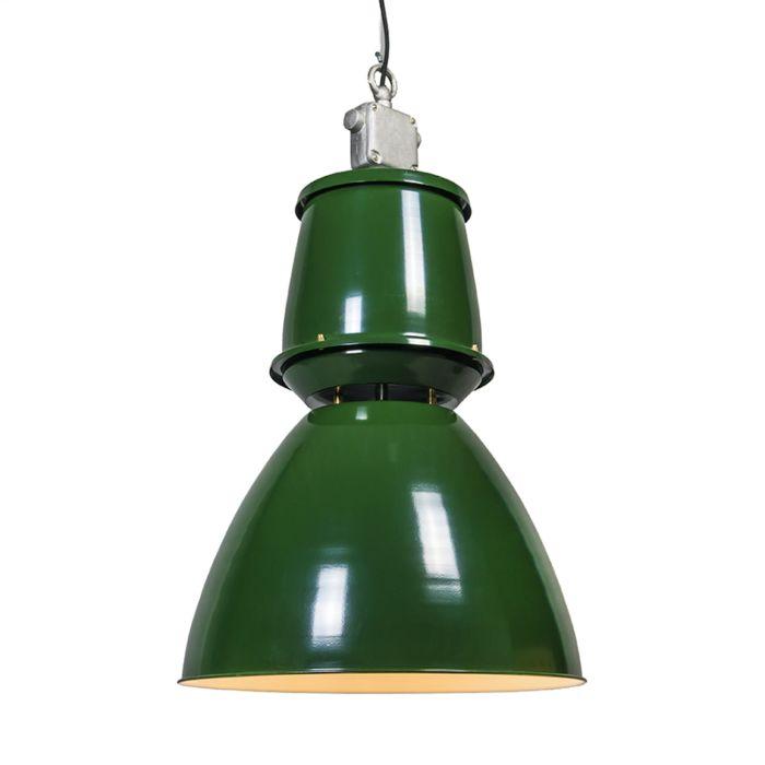Lámpara-colgante-FABRYKA-I-verde