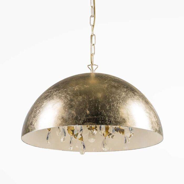 Lámpara-colgante-MAGNA-60-Deluxe-oro