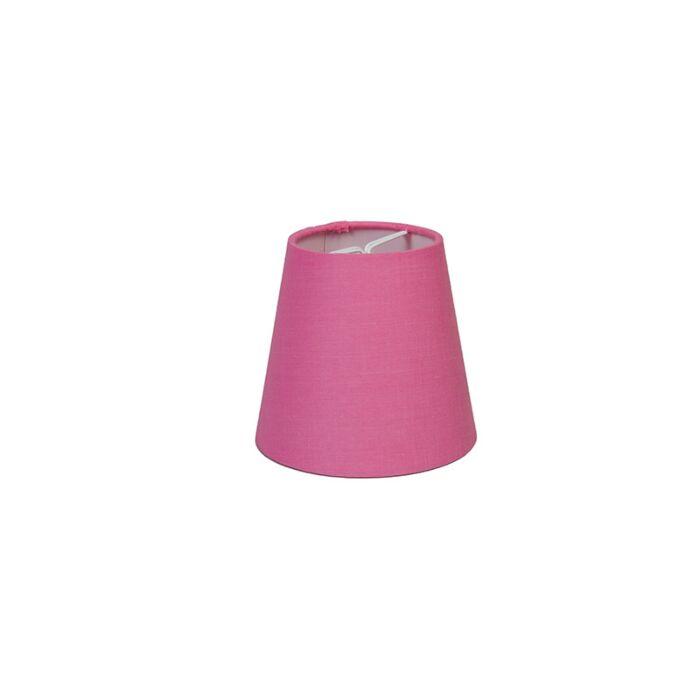 Pantalla-de-gancho-12cm-cónica-SC-rosa