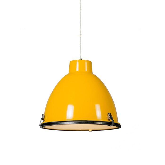 Lámpara-colgante-ANTEROS-38-amarillo