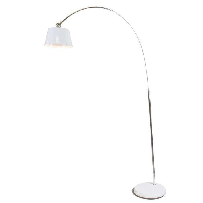 Lámpara-de-arco-LED-blanca