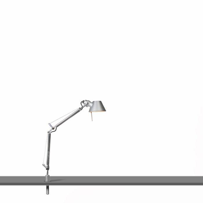 Artemide-lámpara-de-mesa-ajustable---ARTEMIDE-Tolomeo-tavolo-micro