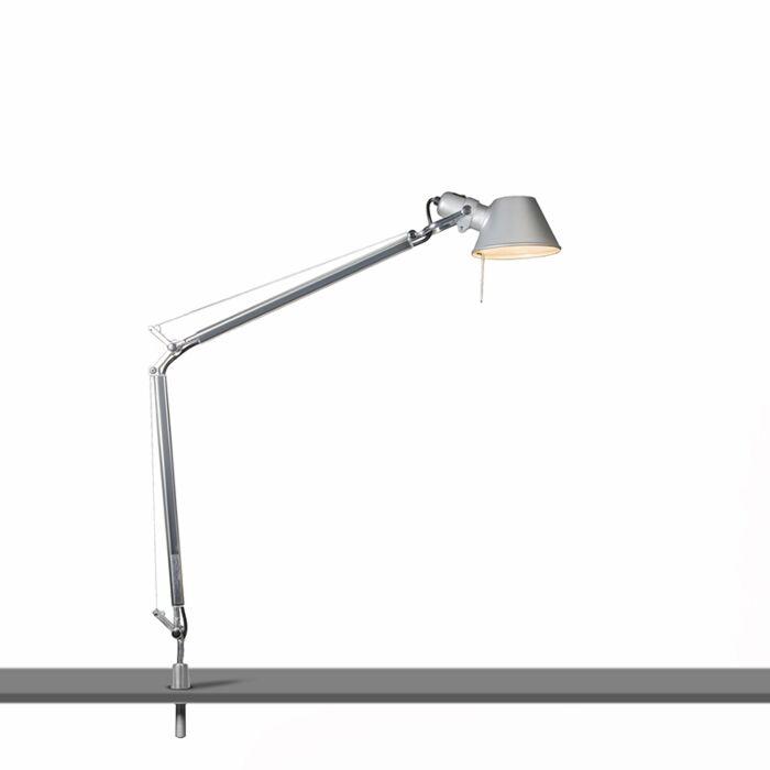 Lámpara-de-mesa-ajustable---ARTEMIDE-Tolomeo-tavolo