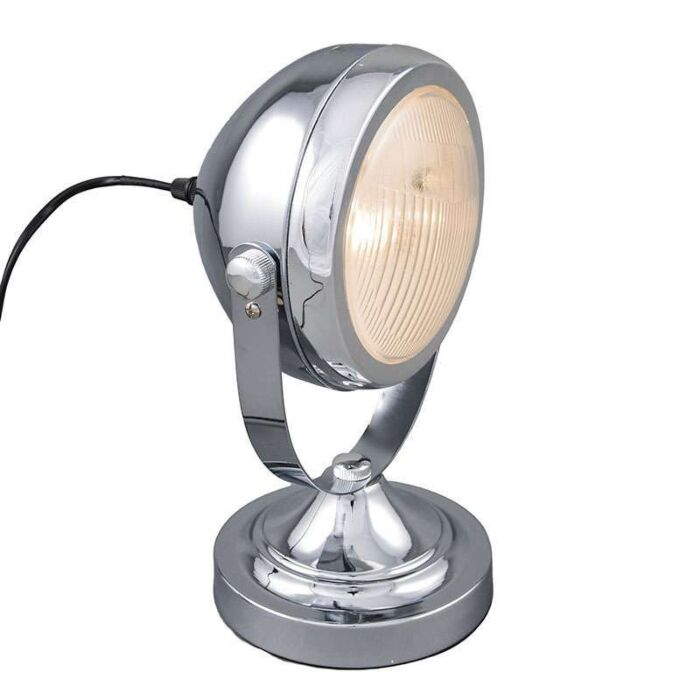Lámpara-de-mesa-BIKER-cromo