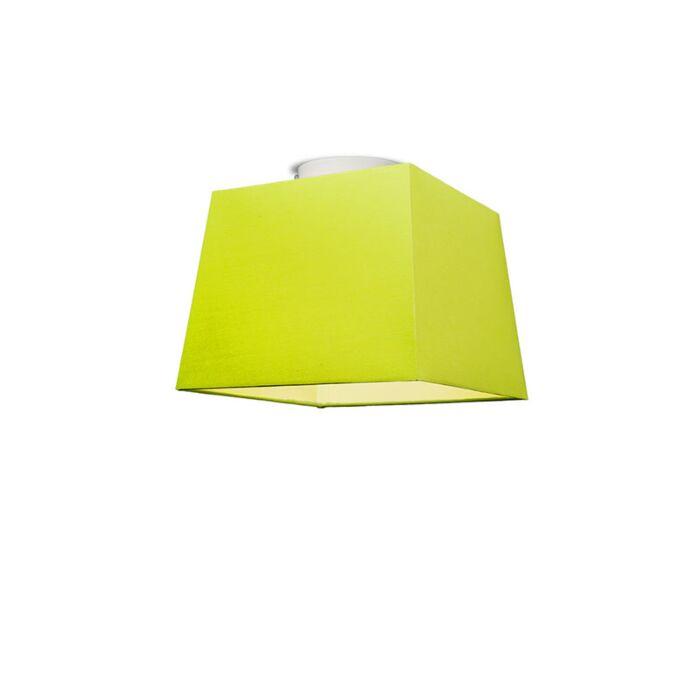 Plafón-TON-piramidal-30-verde