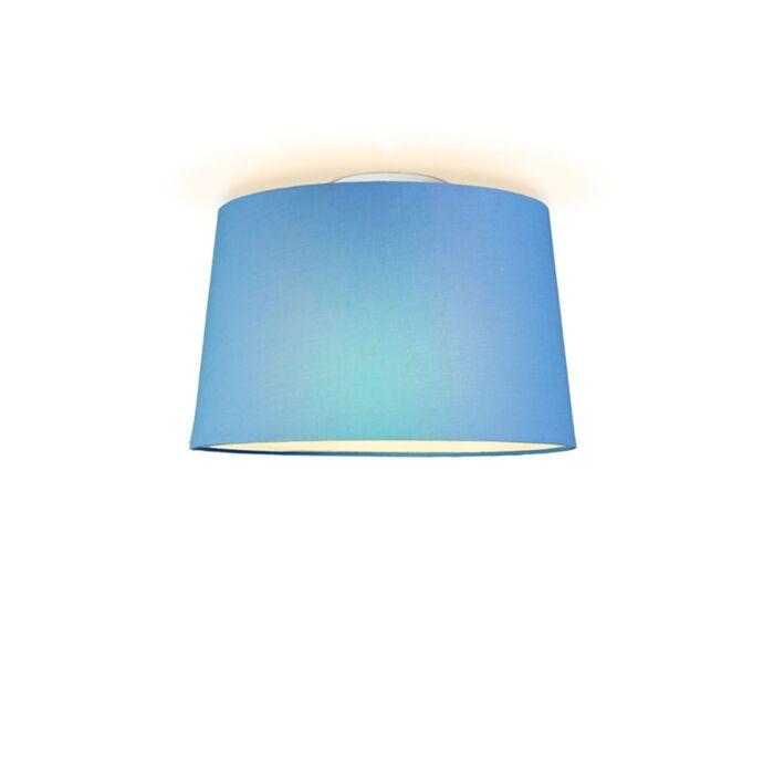 Plafón-TON-cónico-40-azul-claro