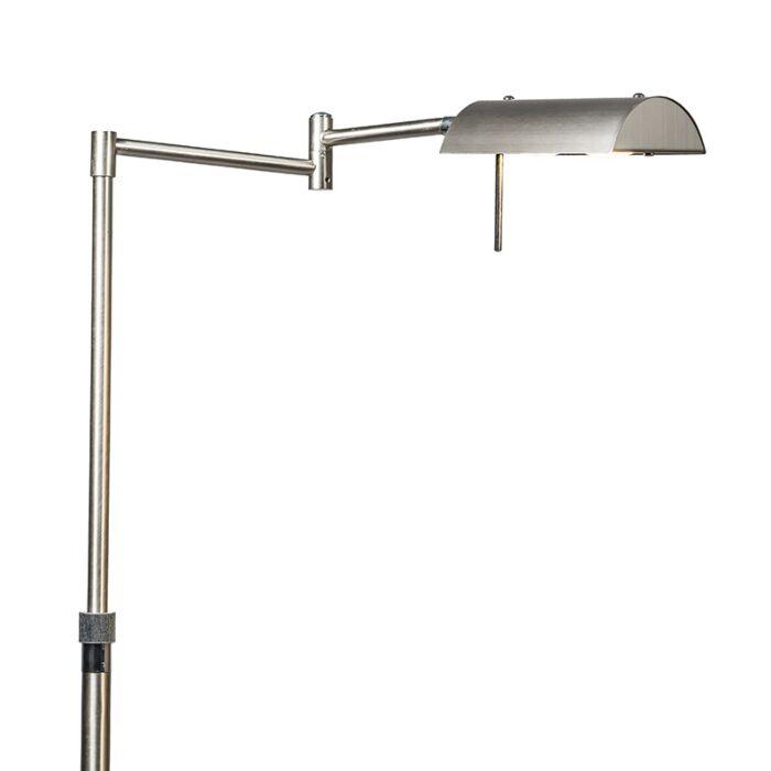 Lámpara-de-pie-SUGAR-2-acero