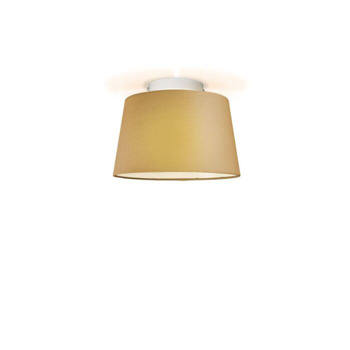 Plafón-TON-cónico-30-beige