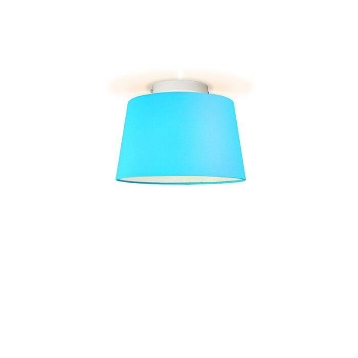 Plafón-TON-cónico-30-azul-claro