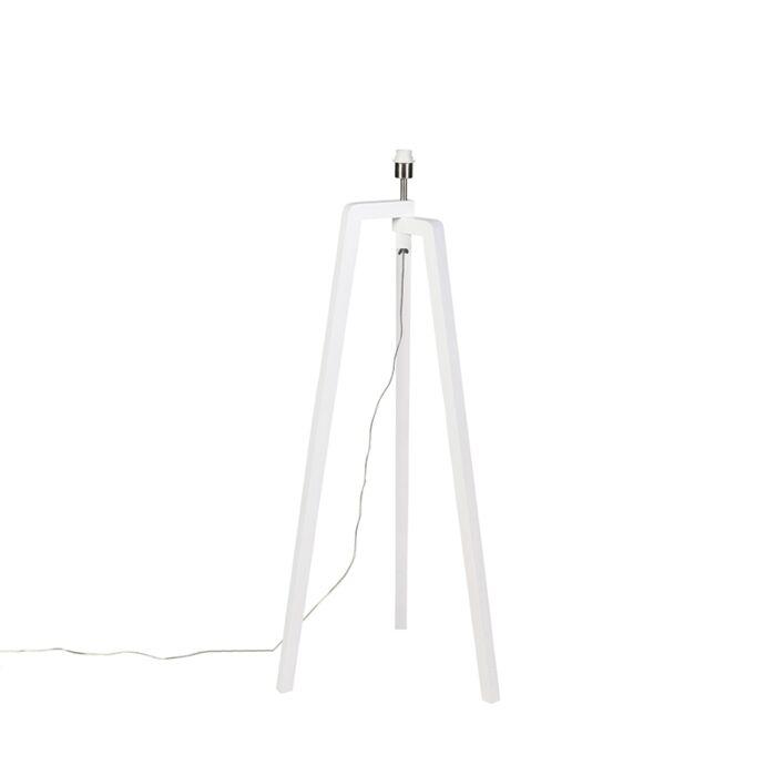 Trípode-moderno-blanco-sin-pantalla---PUROS