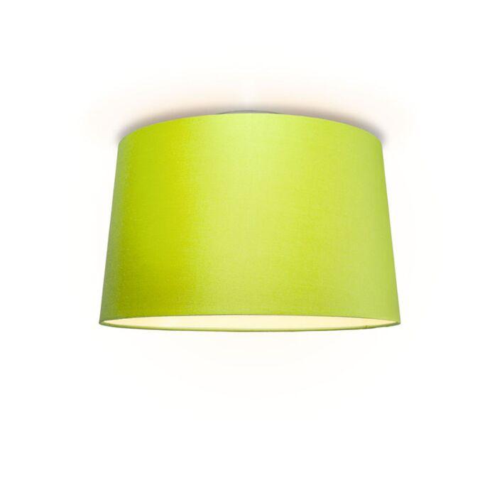 Plafón-TON-cónica-50-verde