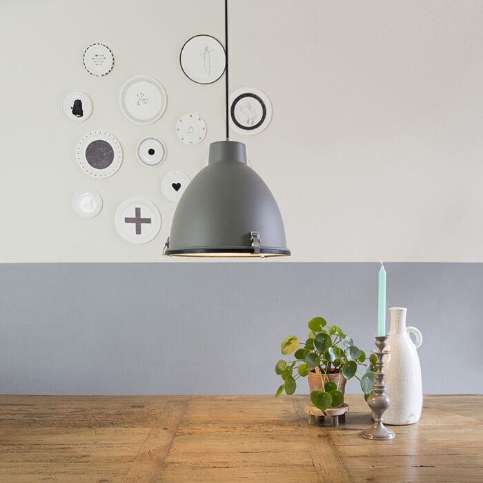 Lámpara-colgante-marrón-gris-cafe-38-cm---ANTEROS