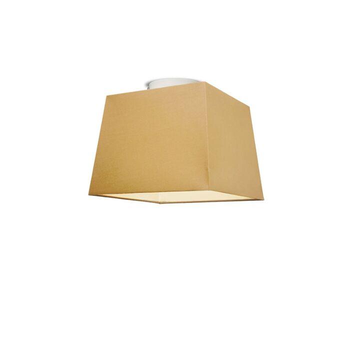 Plafón-TON-piramidal-30-beige