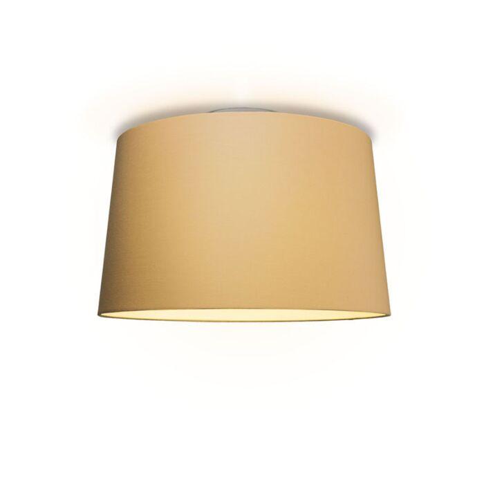 Plafón-TON-cónica-50-beige