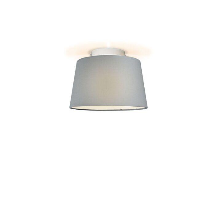 Plafón-TON-cónico-30-gris
