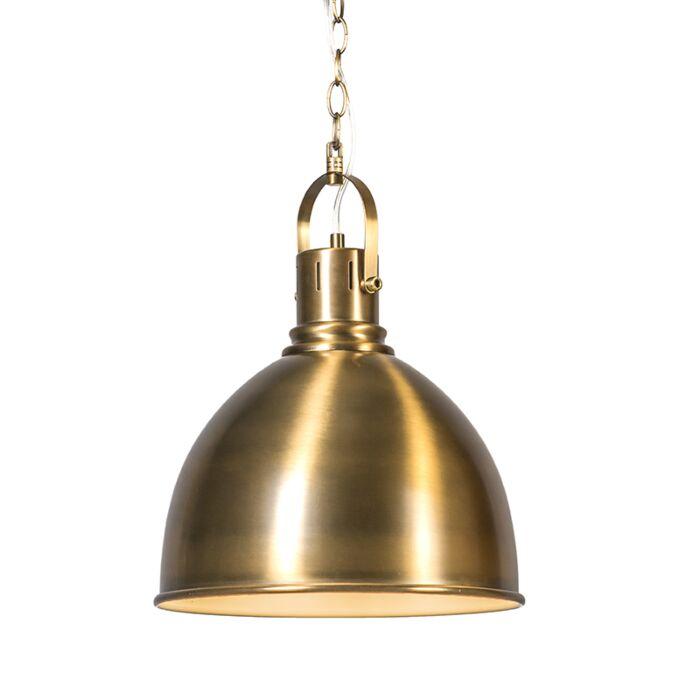 Lámpara-colgante-GOBLET-bronce
