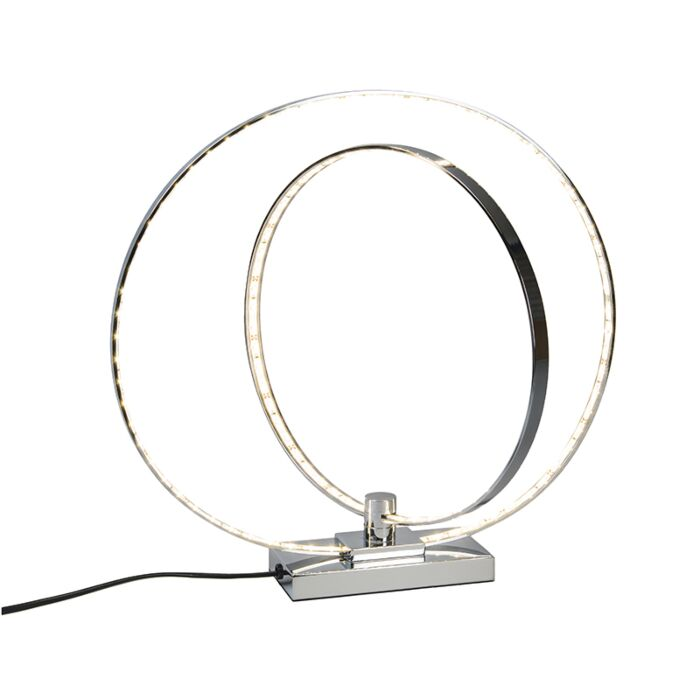 Lámpara-de-mesa-HALO-cromo