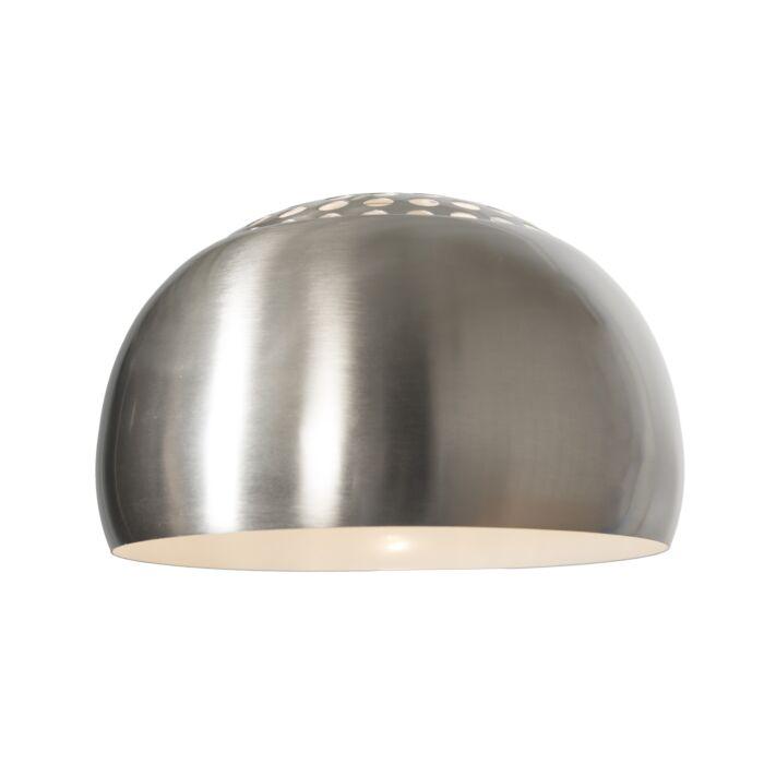 Pantalla-acero-para-lámpara-de-arco-XXL