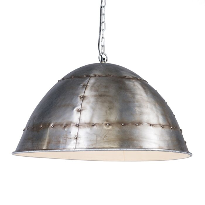 Lámpara-colgante-TIBET-acero-envejecido