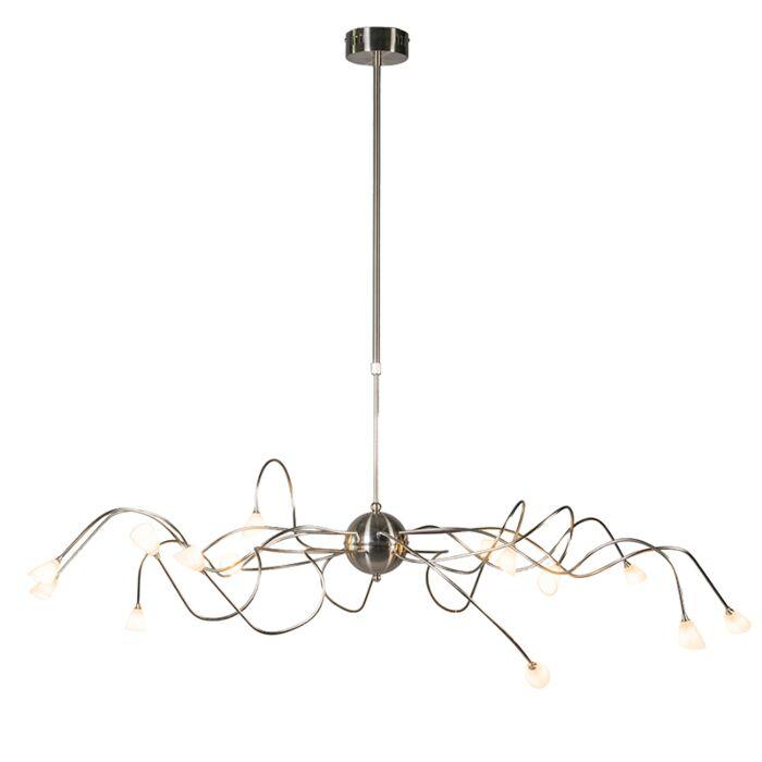 Lámpara-colgante-CALAMARO-15-acero