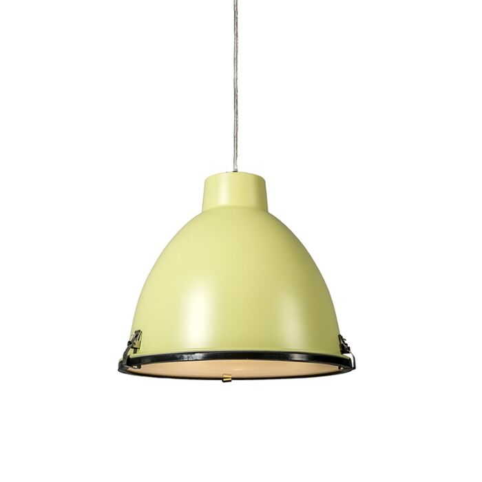 Lámpara-colgante-ANTEROS-38-verde-menta
