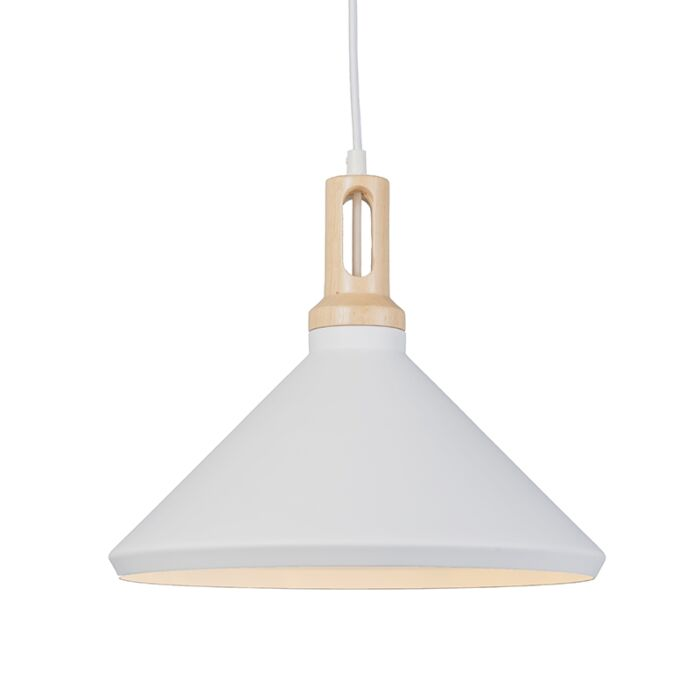 Lámpara-colgante-LOTUS-2-blanca