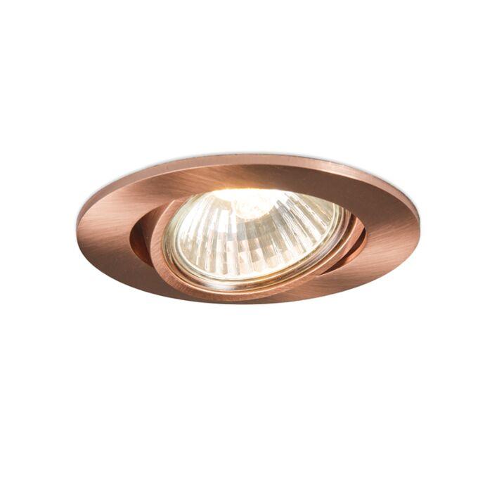 Foco-empotrado-cobre-orientable---CISCO