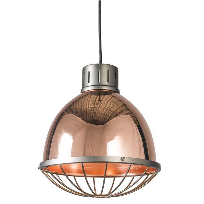 Lámpara-colgante-ORBITA-32-cobre