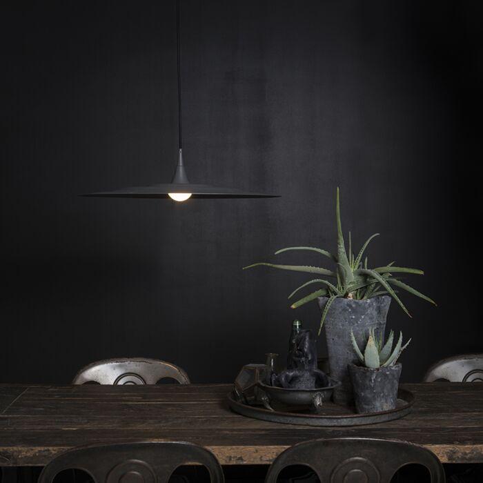 Lámpara-colgante-DRIP-40-gris