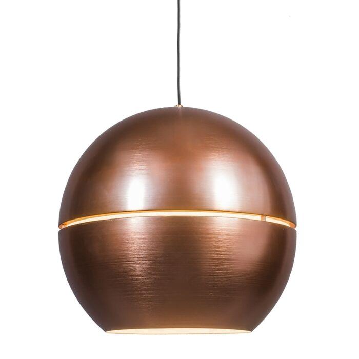 Lámpara-colgante-SLICE-50-cobre