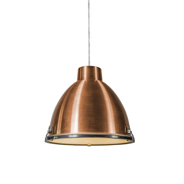 Lámpara-colgante-ANTEROS-38-cobre-mate