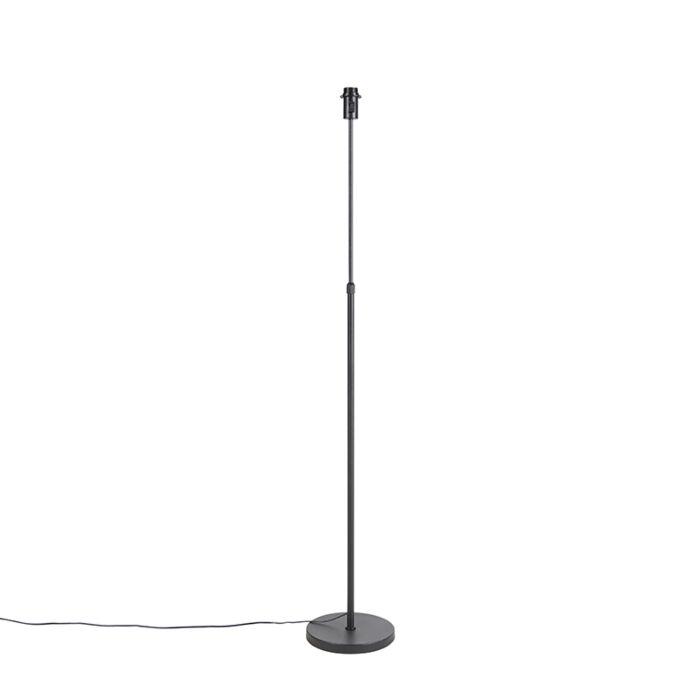 Lámpara-de-pie-negra-ajustable---PARTE