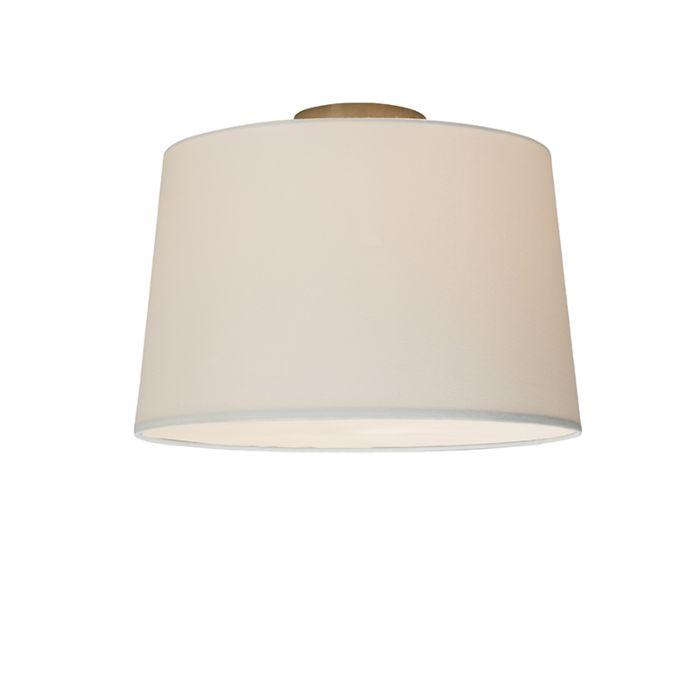 Plafón-COMBI-40cm-blanco-con-difusor