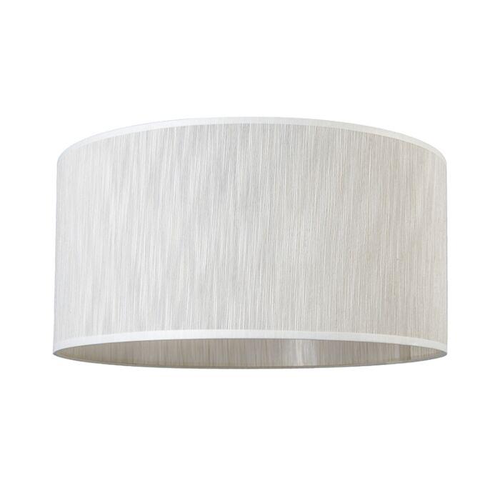 Pantalla-para-lámpara-colgante/-de-pie-/de-mesa-45/45/22-marrón-claro-moteado