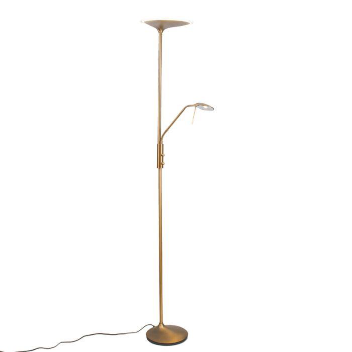 Uplighter-DIVA-2-bronce