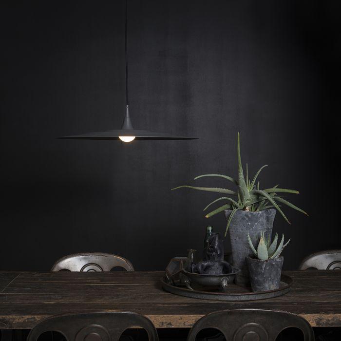 Lámpara-colgante-DRIP-60-gris