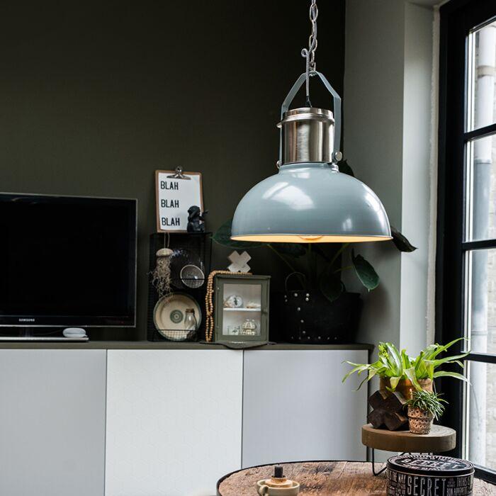 Lámpara-colgante-industrial-gris---INDUSTRIAL-37