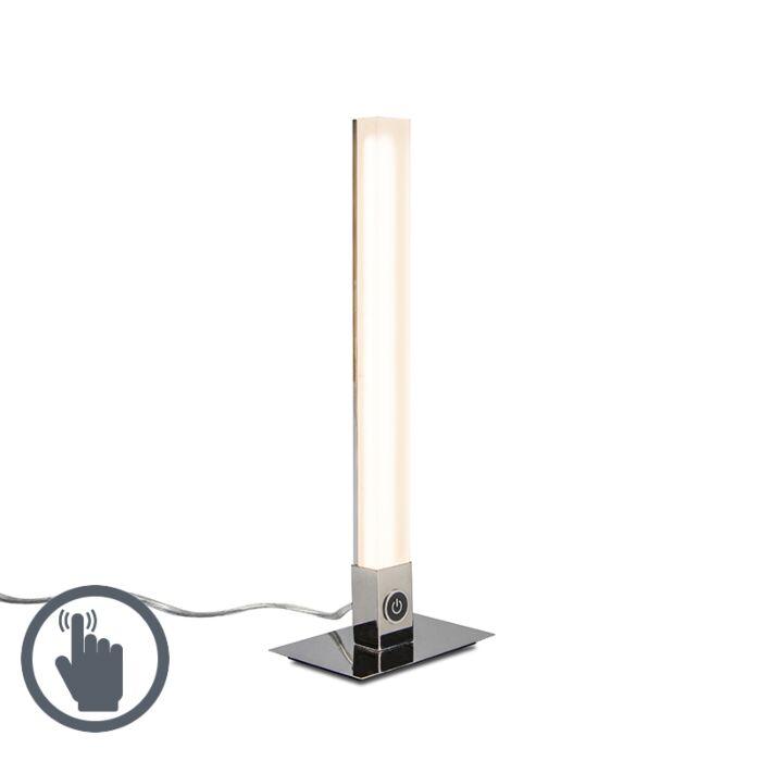 Lámpara-de-mesa-PILLAR-blanca