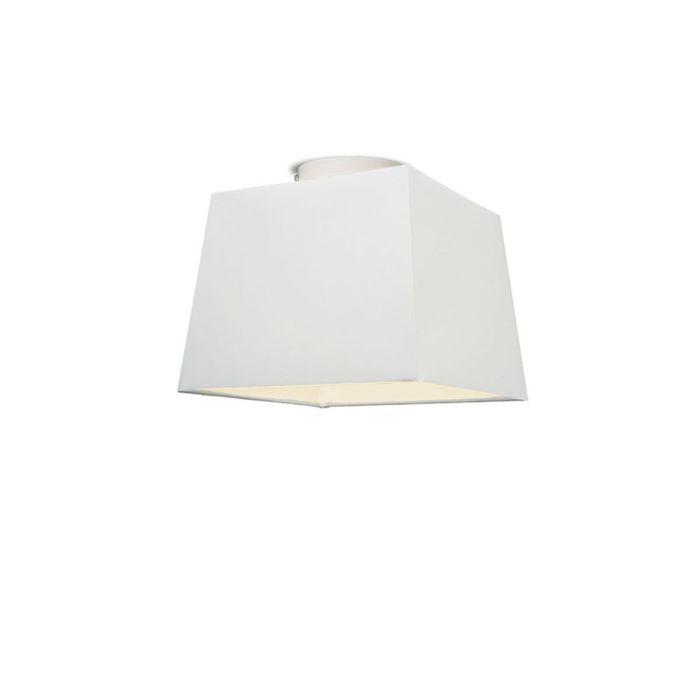 Plafón-TON-piramidal-30-blanco